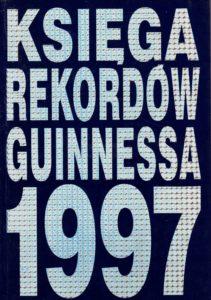 Księga Rekordów Guinnessa 1997