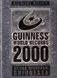 Księga Rekordów Guinnessa 2000 - Wydanie milenijne
