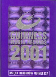 Księga Rekordów Guinnessa 2001