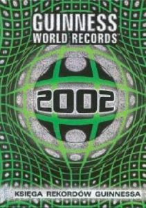Księga Rekordów Guinnessa 2002