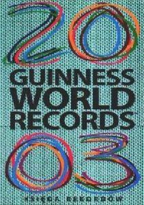 Księga Rekordów Guinnessa 2003