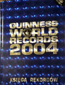 Księga Rekordów Guinnessa 2004