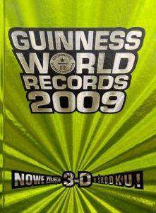 Księga Rekordów Guinnessa 2009