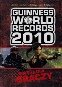 Księga Rekordów Guinnessa - Edycja dla graczy