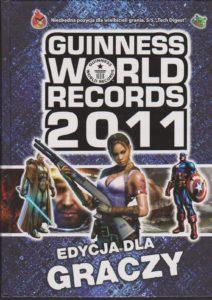 Księga Rekordów Guinnessa 2011 - Edycja dla graczy