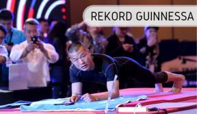 Plank - Rekord Guinnessa