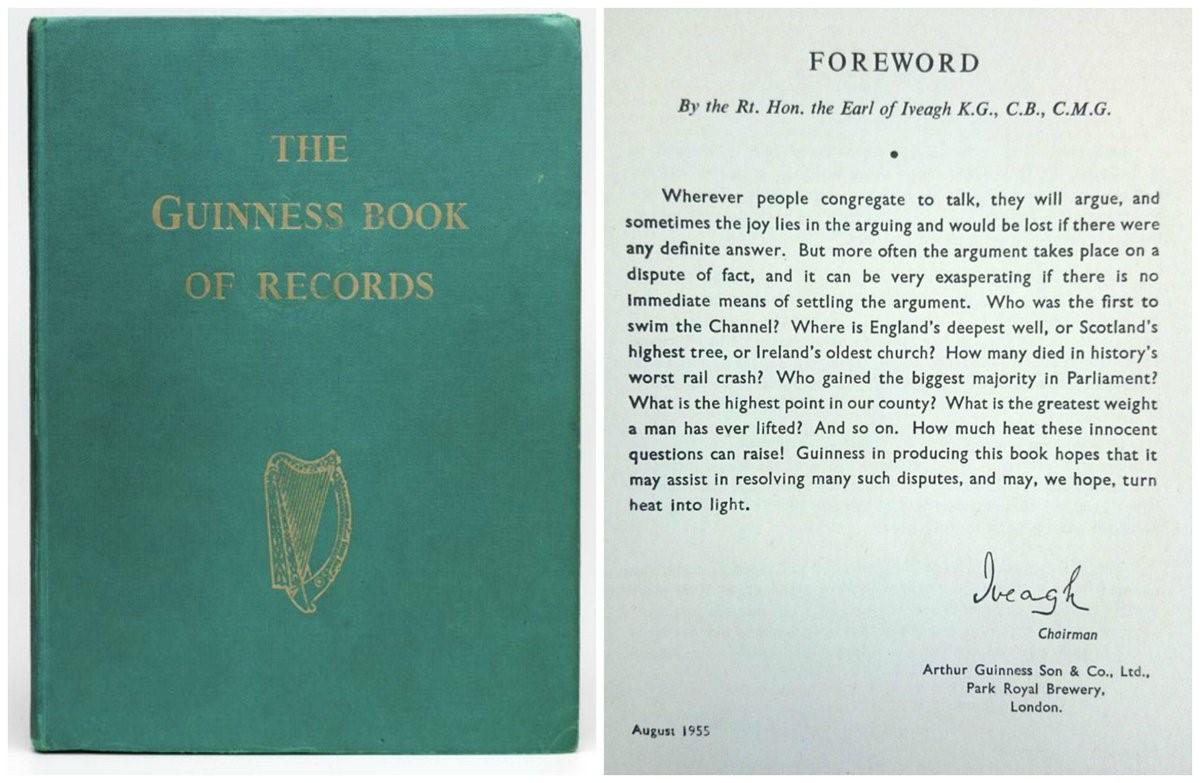 Księga rekordów Guinnessa 1955