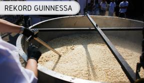 Rekord Guinnessa - owsianka