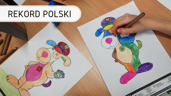 Polska - kolorowanki