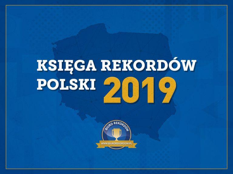 Księga Rekordów Polski 2019