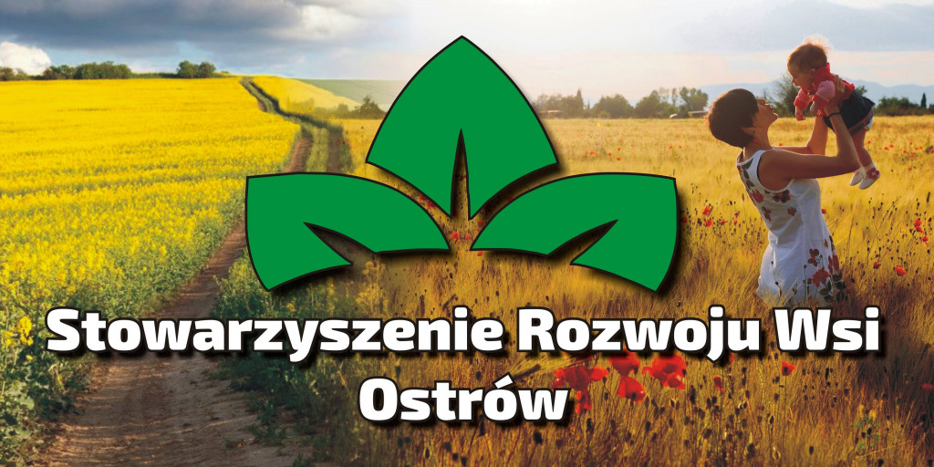 Wieś Ostrów