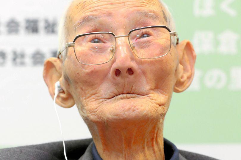 Najstarszy człowiek świata