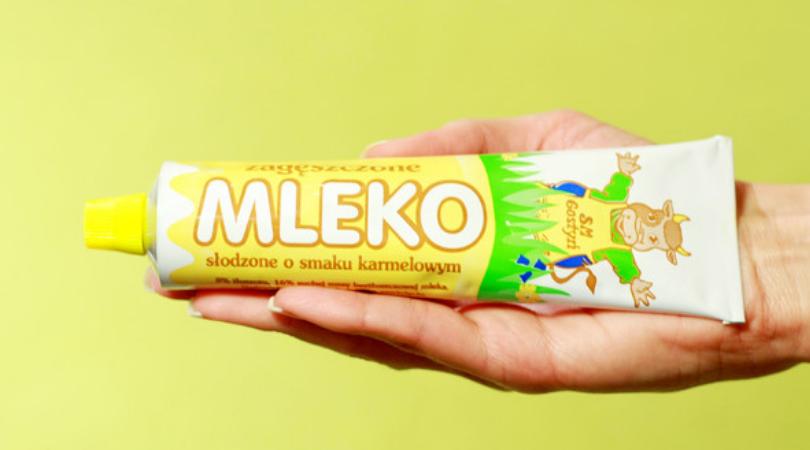Rekord Polski-mleko