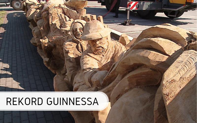 Guinness - rzeźba