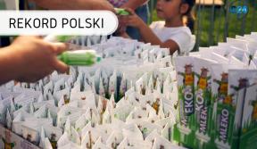 Polska - mleczko