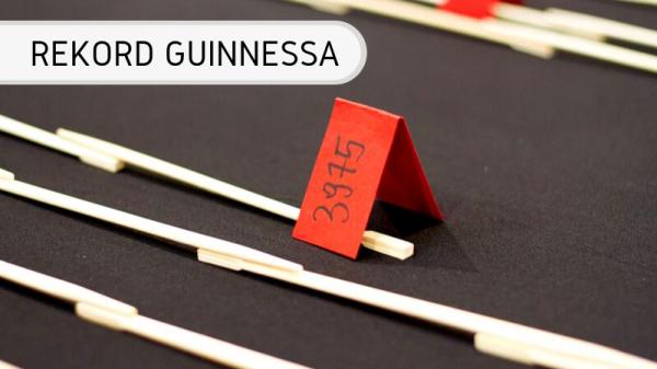 Guinness - pałeczki
