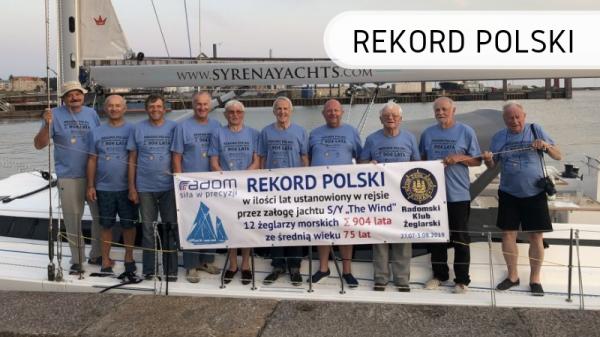 Polska - rejs