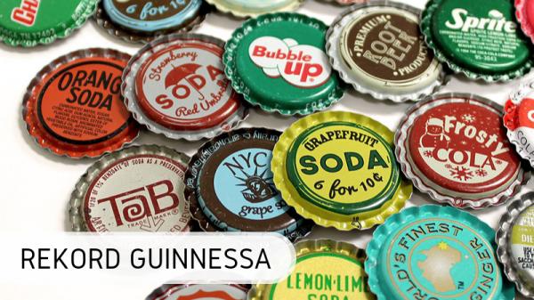 Guinness - kapsle