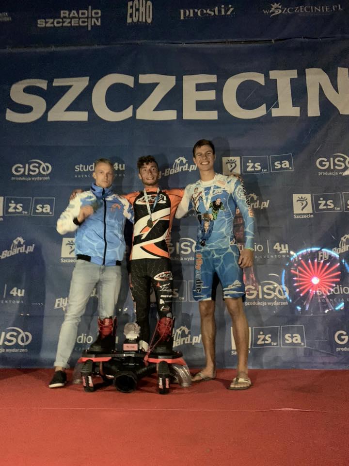 Zwycięzca rekordu weflyboardzie