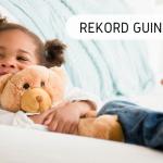 rekord Guinnessa - przytulanie maskotek
