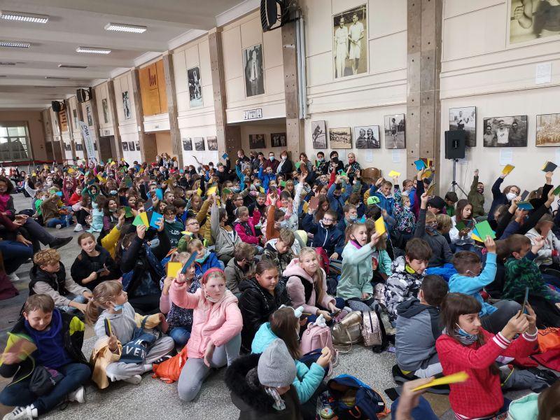 Łódź największa lekcja ekologii