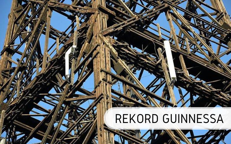 Rekord Guinnessa - Radiostacja Gliwicka