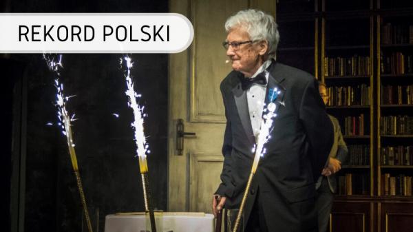Rekord Polski - Witold Sadowy