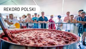 Rekord Polski - konfitura owocowa
