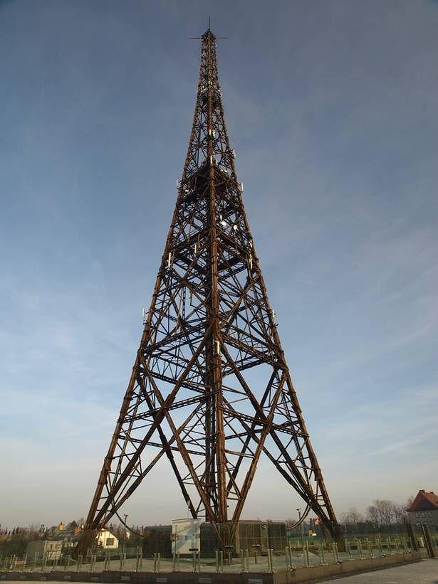 Najwyższa drewniana konstrukcja wPolsce