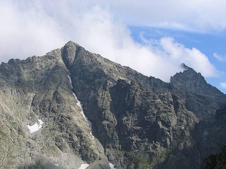 Najwyższy szczyt wPolsce