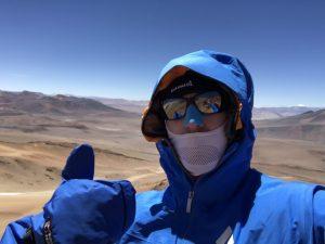 Rekord Guinnessa wnurkowaniu wysokogórskim