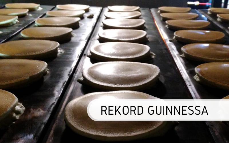 Najdłuższa linia znaleśników - rekord Guinnessa