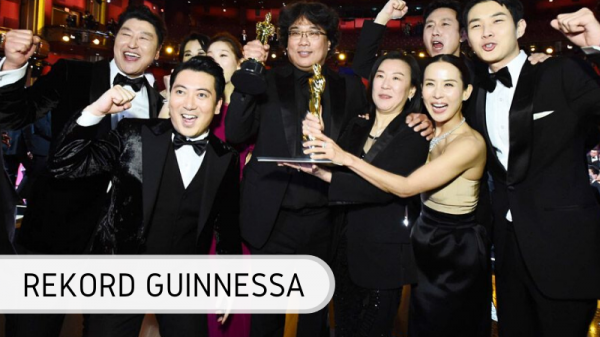 Rekord Guinnessa - Oscary