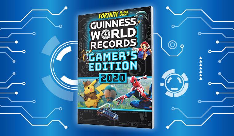 Księga Rekordów Guinnessa 2020 - Edycja dla Graczy