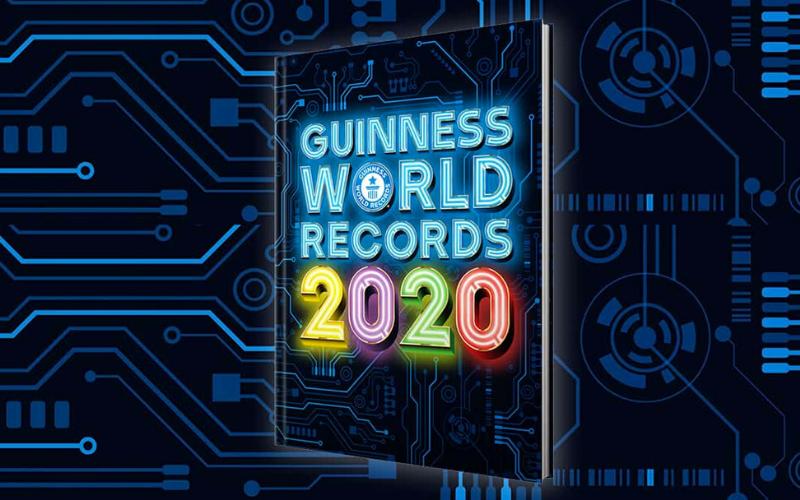 Księga Rekordów Guinnessa 2020