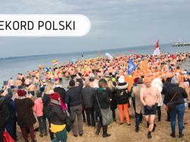 Rekord Polski - Morsowanie z zupą rybną