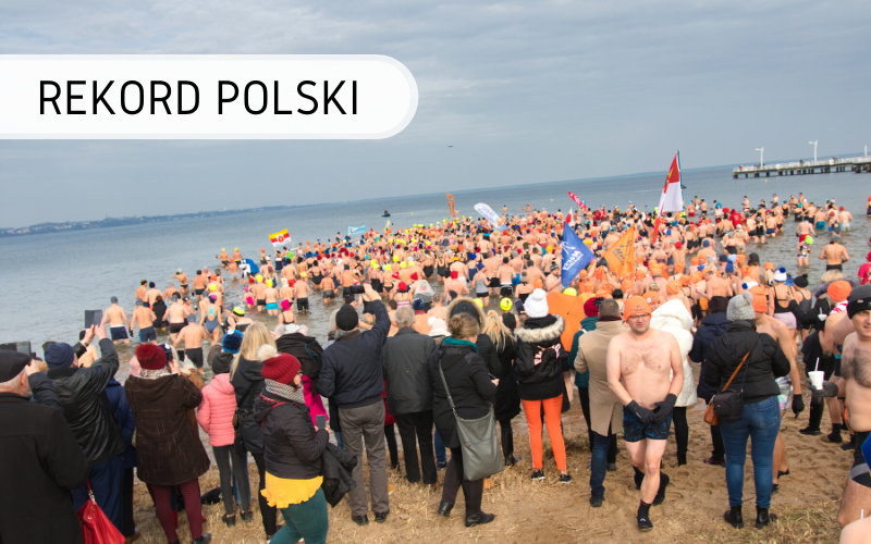 Rekord Polski - Morsowanie zzupą rybną