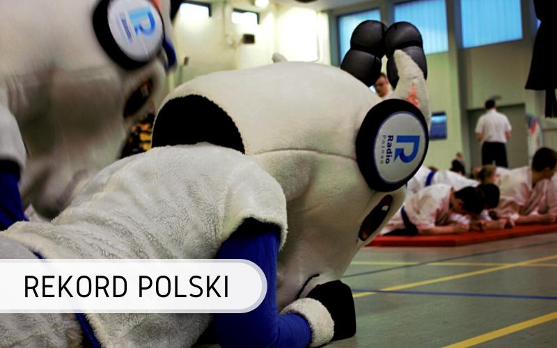 Rekord Polski - Plank - Nowy Tomyśl