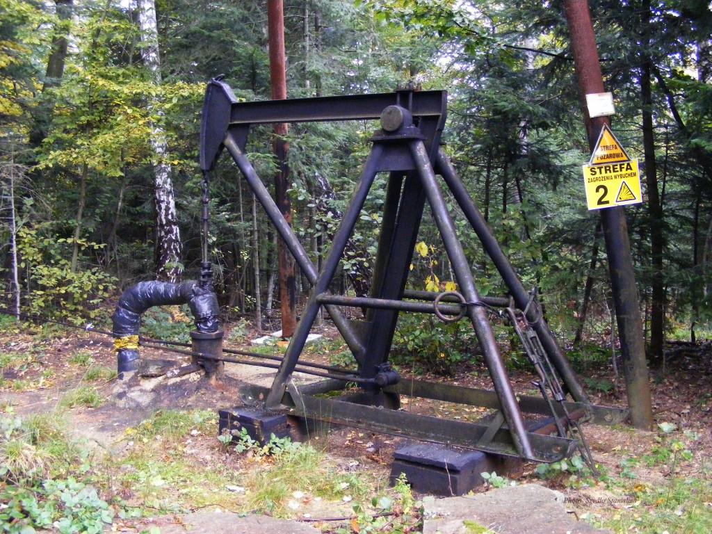 Najstarsza kopalnia ropy naftowej