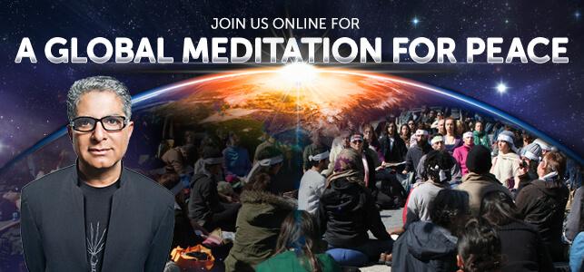 Największa lekcja medytacji online