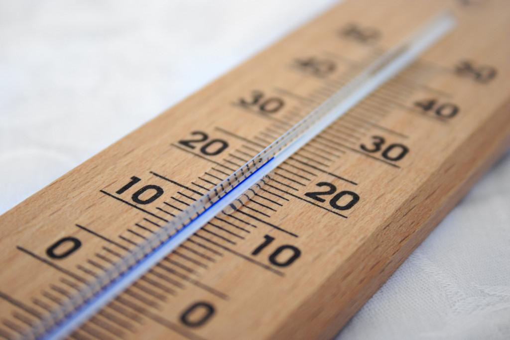 Najwyższa temperatura w Polsce
