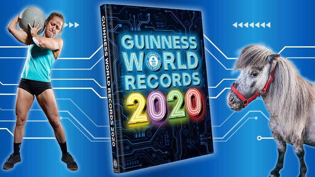 Polski akcent wKsiędze Rekordów Guinnessa 2020