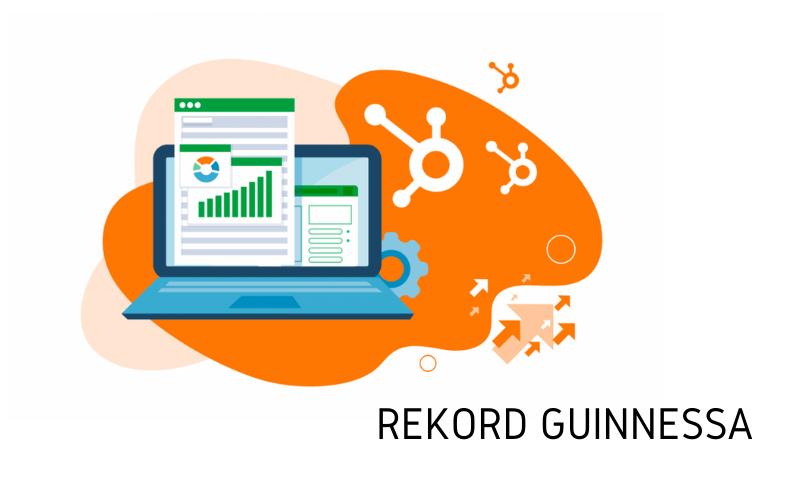 Rekord Guinnessa - największe szkolenie marketingowe online