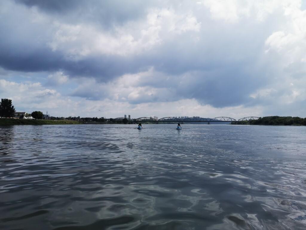 rekord polski wdystansie naskuterze wodnym