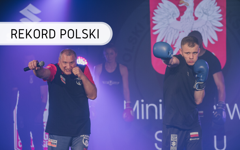 Rekord Polski - największy trening bokserski online (1)