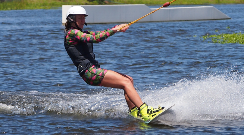 Rekord Polski - wakeboard