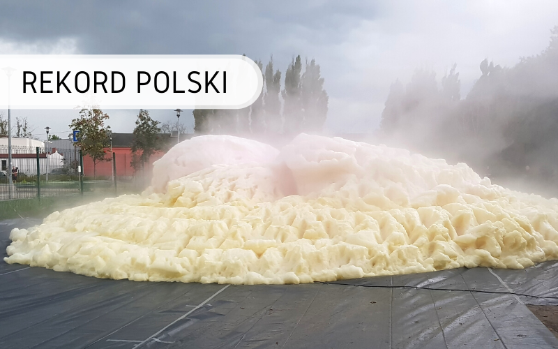 Rekord Polski - pasta słoniowa