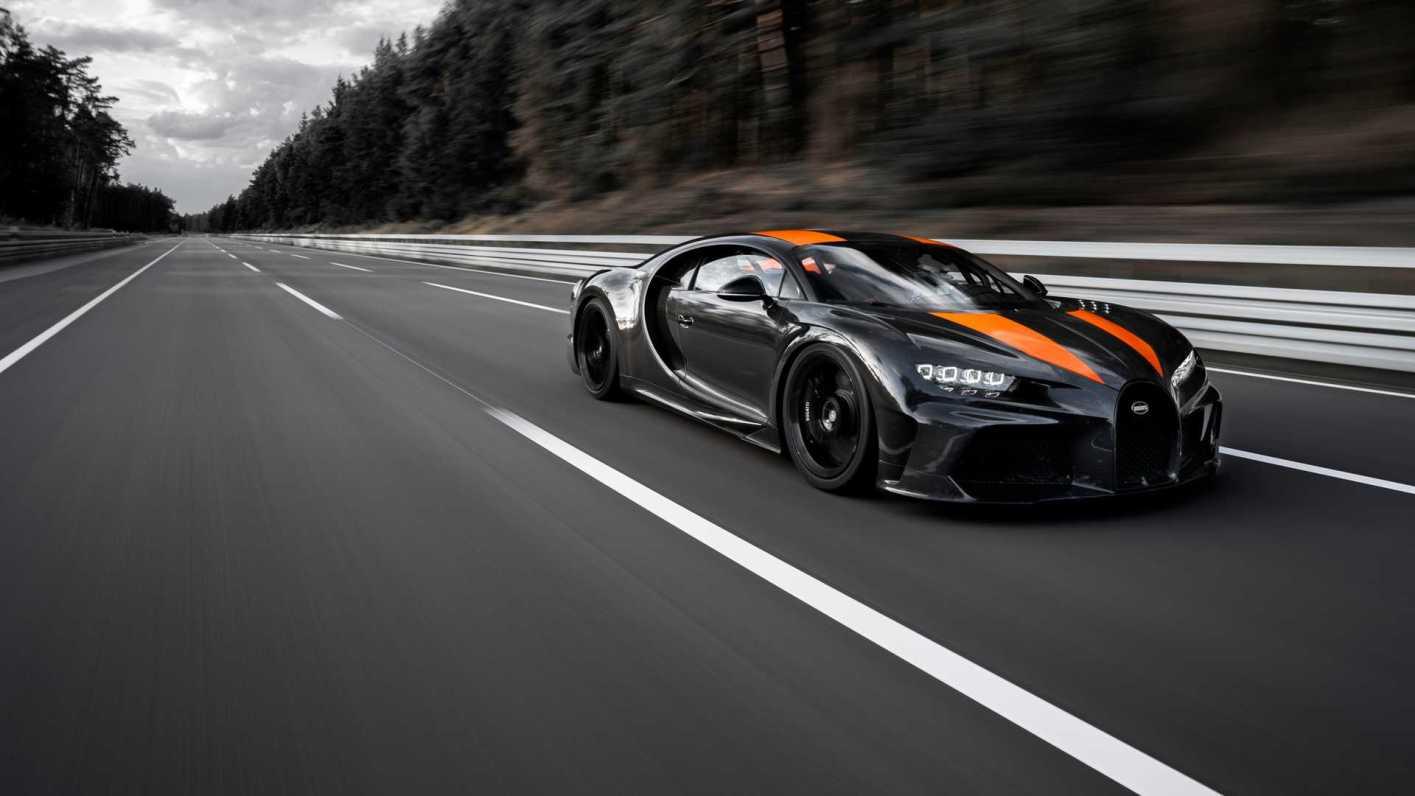 bugatti - najszybsze auto świata