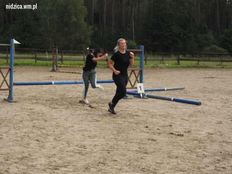Rekord Polski - przeszkody dla koni
