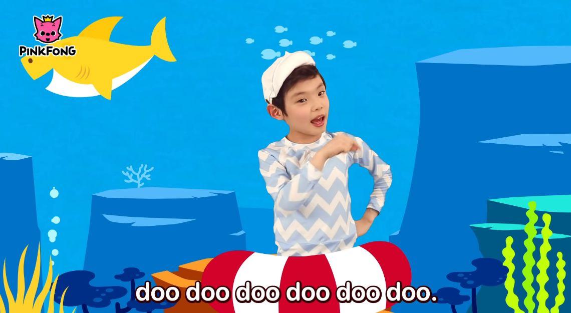 Baby-Shark-najpopularniejze wideo naYouTube